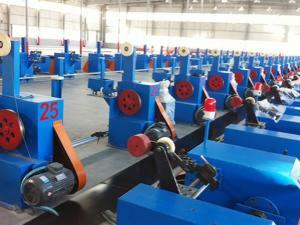 Оборудование для омеднения китайское оборудование для медицинской ваты